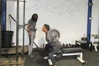 Kewesi strength training conditioning Oakland CA