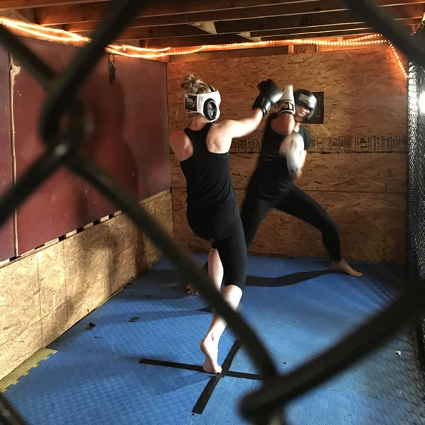 women's self defense survival sparring Oakland CA