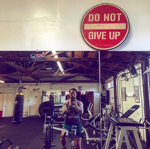 About KES Fitness: Do not give up!