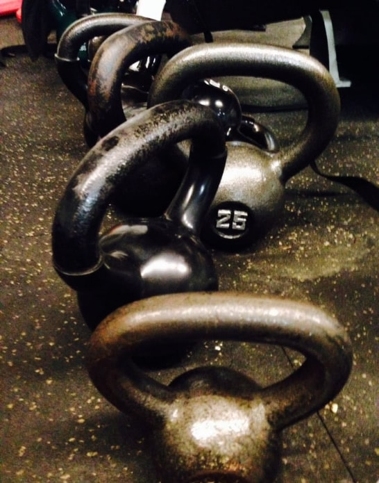 about KES Fitness kettle bells Oakland CA