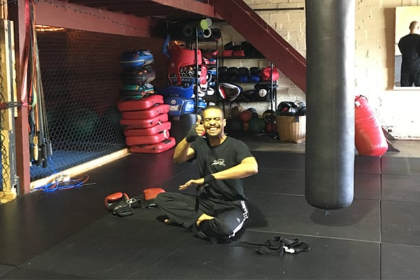 muay thai martial arts student oakland ca