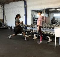 individual personal training session Oakland CA