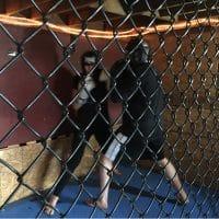 women's survival self defense sparring cage Oakland CA