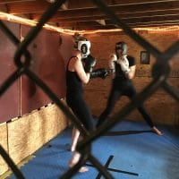 women's survival self defense sparring Oakland CA