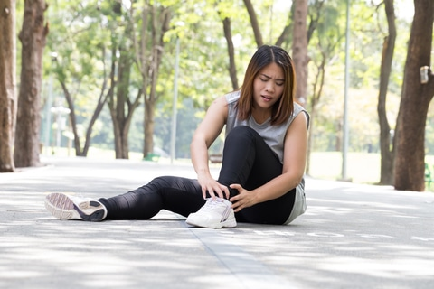 sports injury treated by tui na