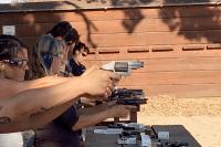 women's self defense shooting firearm training